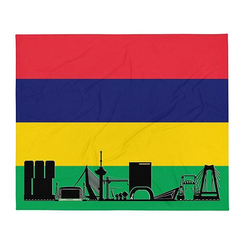 Dekenvlag DreamSkyLine Unity Mauritius