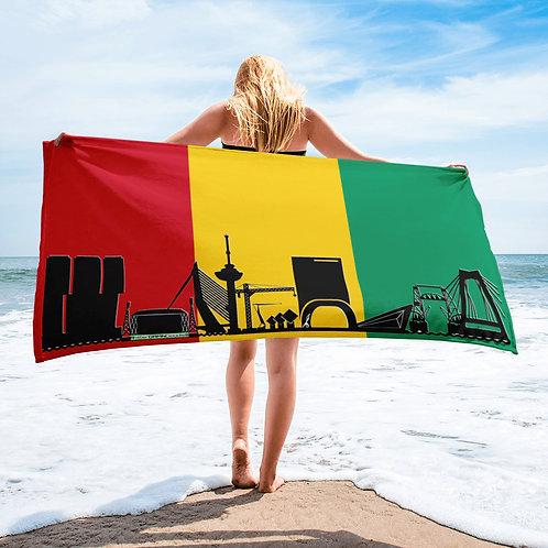 Handdoekvlag DreamSkyLine Unity Guinea