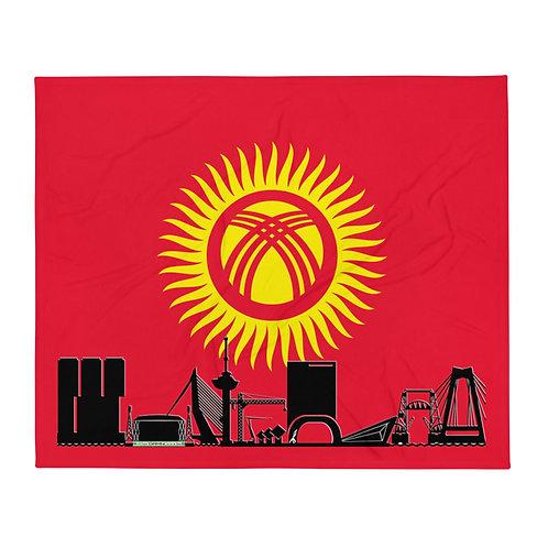 Dekenvlag DreamSkyLine Unity Kirgistan