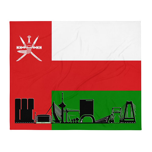 Dekenvlag DreamSkyLine Unity Oman