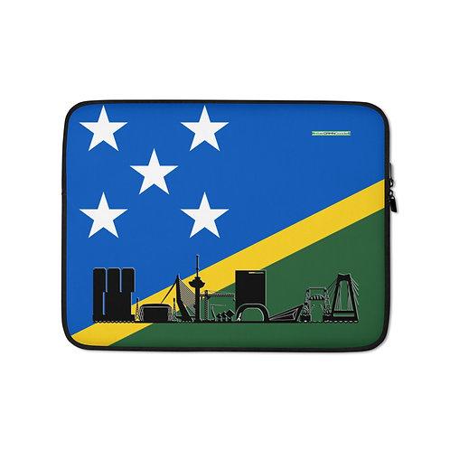 Laptopsleeve DreamSkyLine Unity Solomon Eilanden