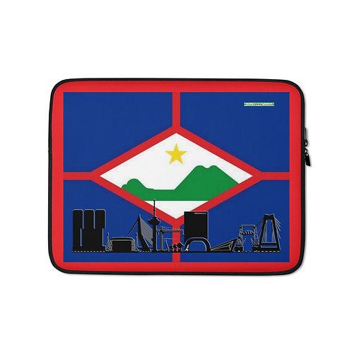 Laptopsleeve DreamSkyLine Unity Sint-Eustatius
