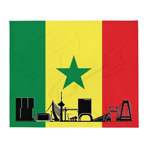 Dekenvlag DreamSkyLine Unity Senegal