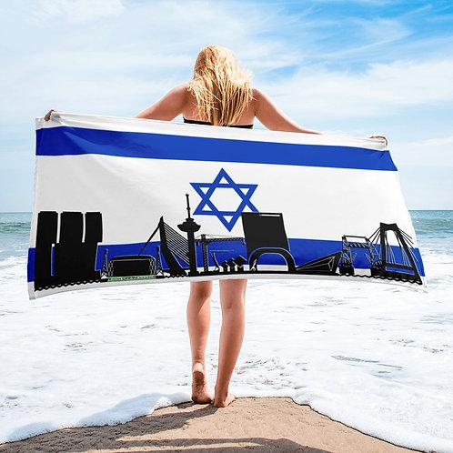 Handdoekvlag DreamSkyLine Unity Israël