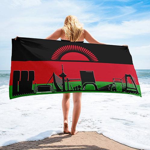 Handdoekvlag DreamSkyLine Unity Malawi