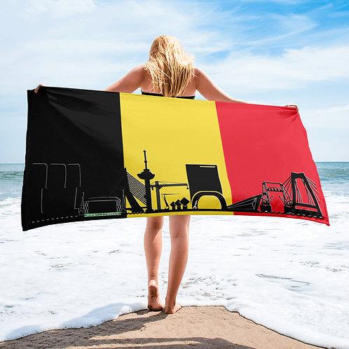 Handdoekvlag DreamSkyLine Unity België