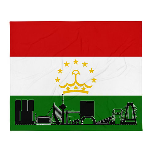 Dekenvlag DreamSkyLine Unity Tadzjikistan