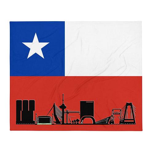 Dekenvlag DreamSkyLine Unity Chili