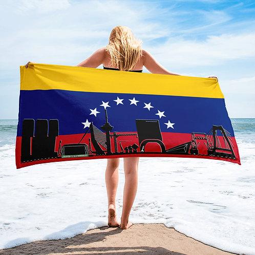 Handdoekvlag DreamSkyLine Unity Venezuela