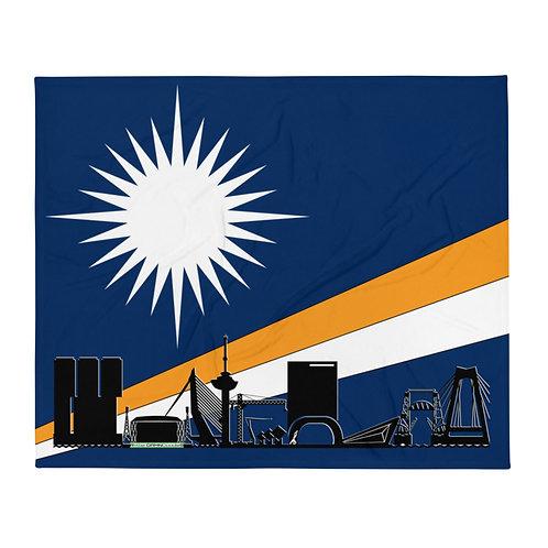 Dekenvlag DreamSkyLine Unity Marshall Eilanden
