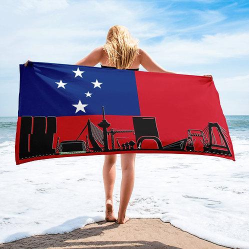 Handdoekvlag DreamSkyLine Unity Samoa