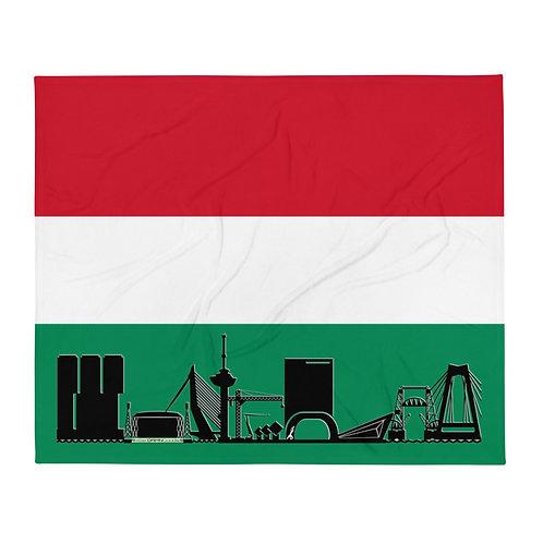 Dekenvlag DreamSkyLine Unity Hongarije