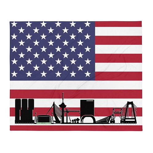 Dekenvlag DreamSkyLine Unity Verenigde Staten
