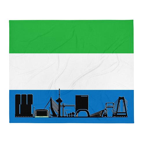 Dekenvlag DreamSkyLine Unity Sierra Leone
