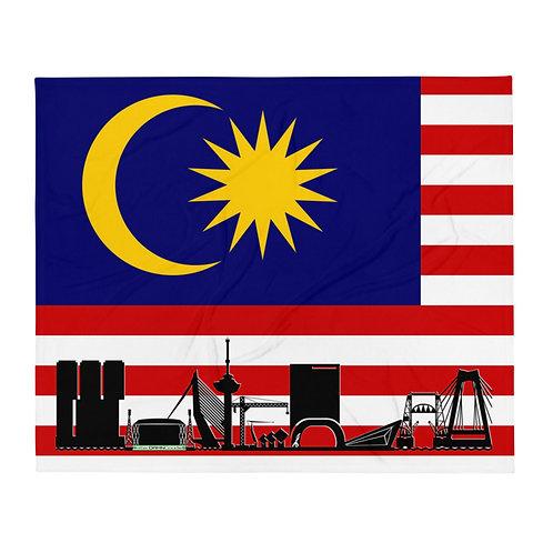 Dekenvlag DreamSkyLine Unity Maleisië