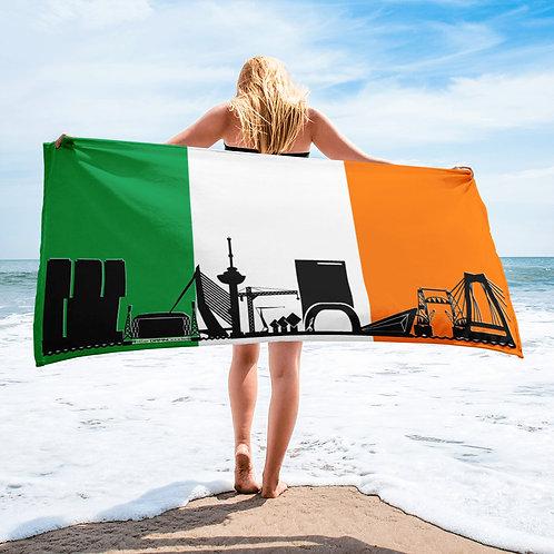 Handdoekvlag DreamSkyLine Unity Ierland