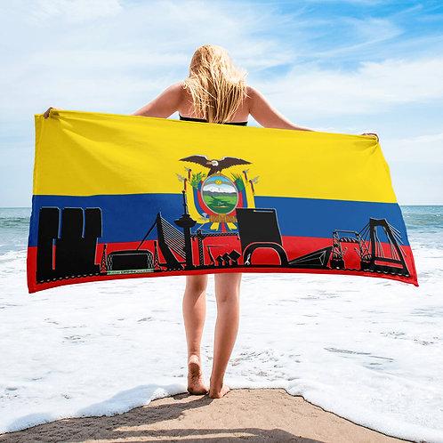 Handdoekvlag DreamSkyLine Unity Ecuador