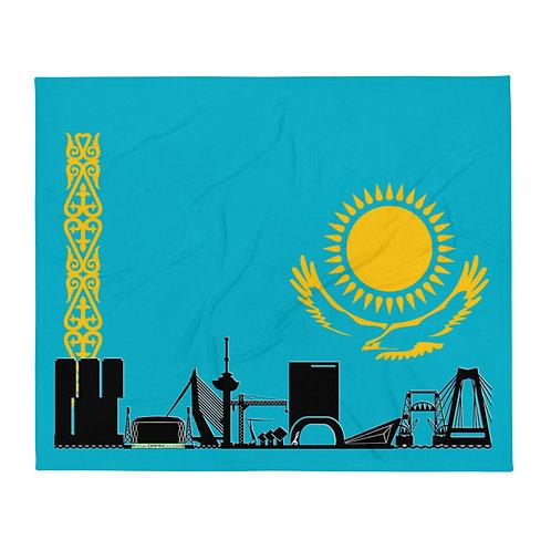 Dekenvlag DreamSkyLine Unity Kazachstan