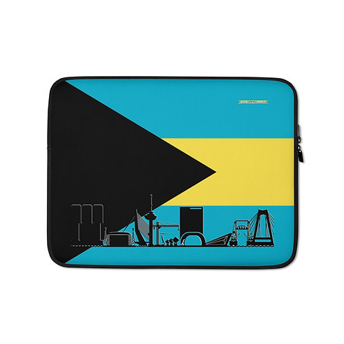 Laptopsleeve DreamSkyLine Unity Bahamas