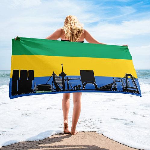 Handdoekvlag DreamSkyLine Unity Gabon