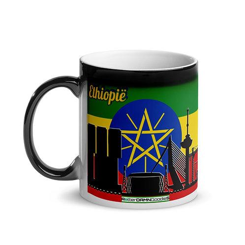 Magische Mok DreamSkyLine Unity Ethiopië
