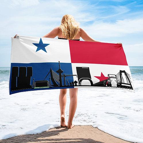 Handdoekvlag DreamSkyLine Unity Panama