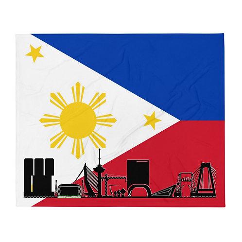 Dekenvlag DreamSkyLine Unity Filipijnen