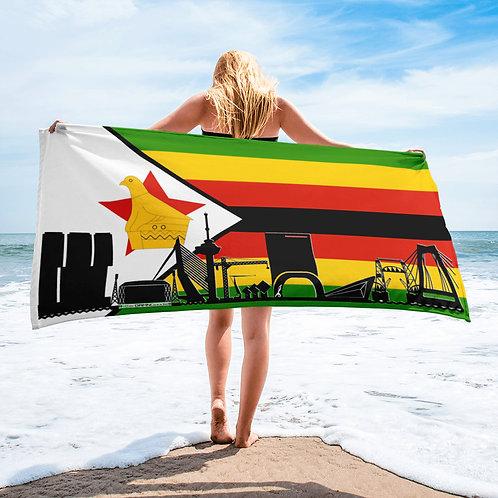 Handdoekvlag DreamSkyLine Unity Zimbabwe