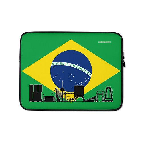 Laptopsleeve DreamSkyLine Unity Brazilië