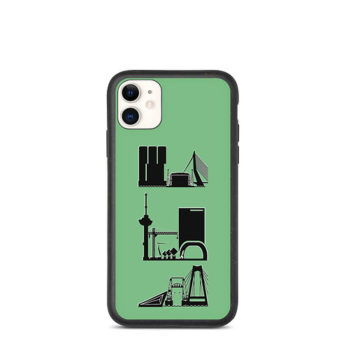 IPhone Case Green4 DreamSkyLine ToTem Black