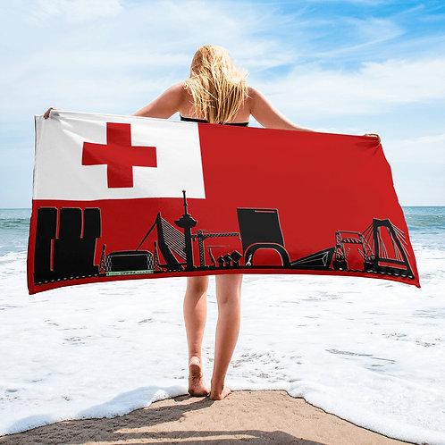 Handdoekvlag DreamSkyLine Unity Tonga
