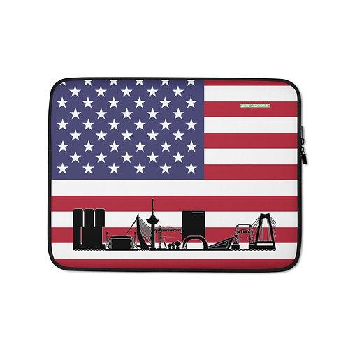 Laptopsleeve DreamSkyLine Unity Verenigde-Staten