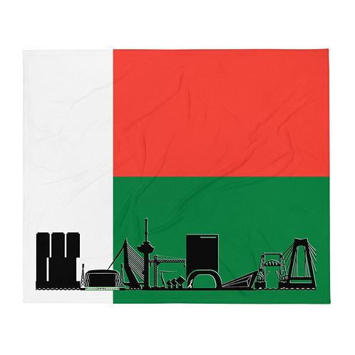 Dekenvlag DreamSkyLine Unity Madagascar