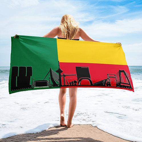 Handdoekvlag DreamSkyLine Unity Benin
