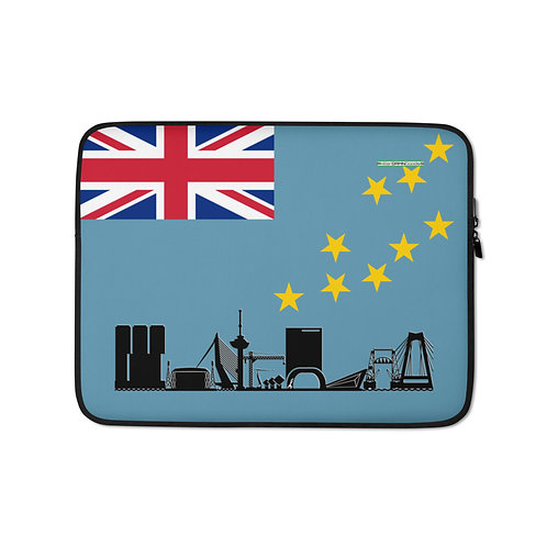 Laptopsleeve DreamSkyLine Unity Tuvalu