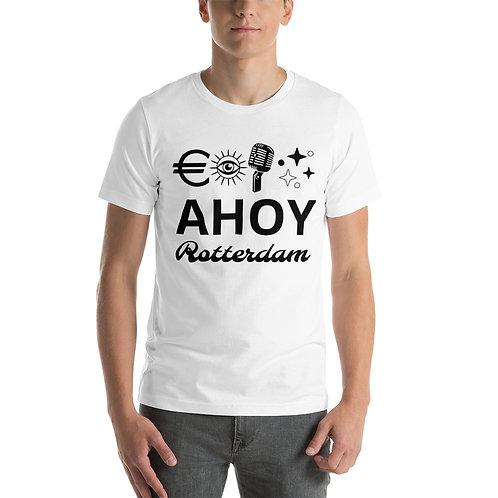 Unisex T-Shirt Euro Vision Song Festifal Ahoy Rotterdam