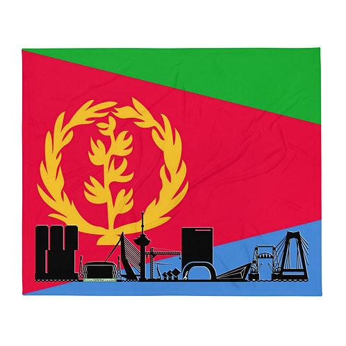 Dekenvlag DreamSkyLine Unity Eritrea