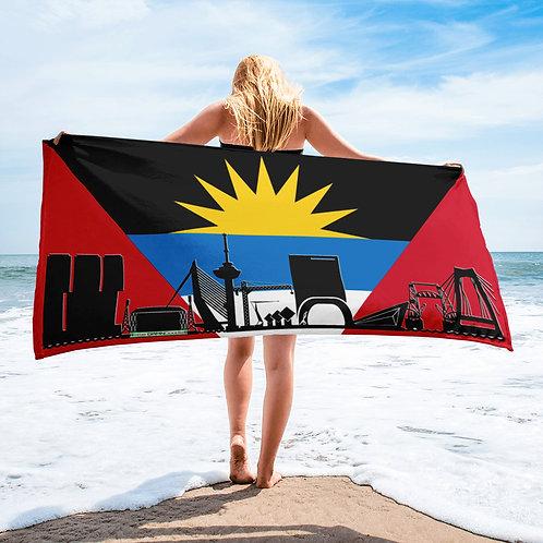 Handdoekvlag DreamskyLine Unity Antigua en Barbuda