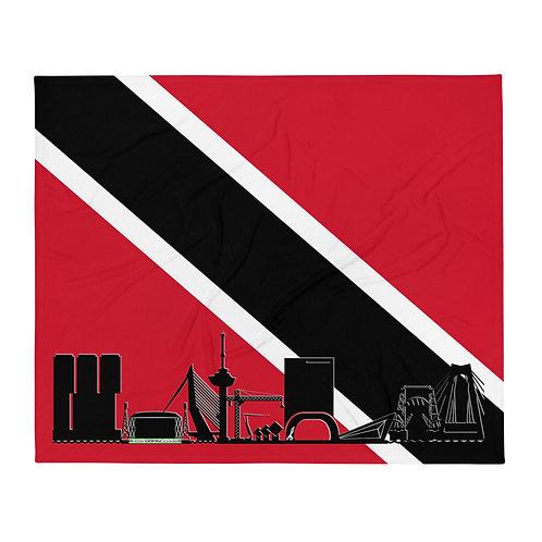 Dekenvlag DreamSkyLine Unity Trinidat en Tobago