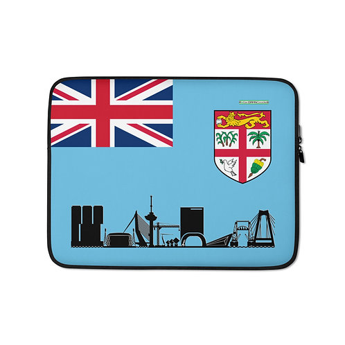 Laptopsleeve DreamSkyLine Unity Fiji