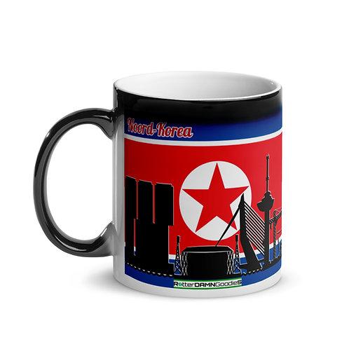 Magische Mok DreamSkyLine Unity Noord-Korea