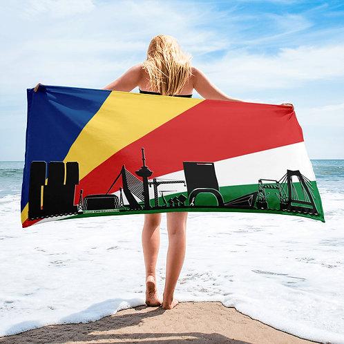Handdoekvlag DreamSkyLine Unity Seychelles