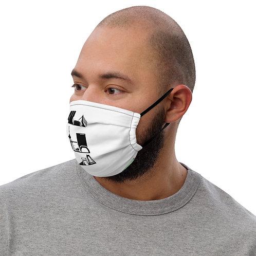 Premium Gezichtsmasker TOTEM