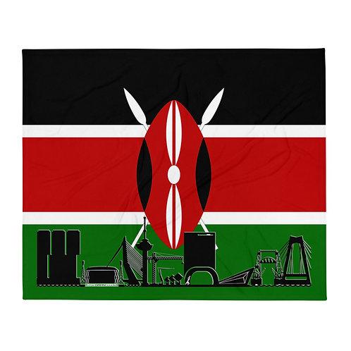 Dekenvlag DreamSkyLine Unity Kenia