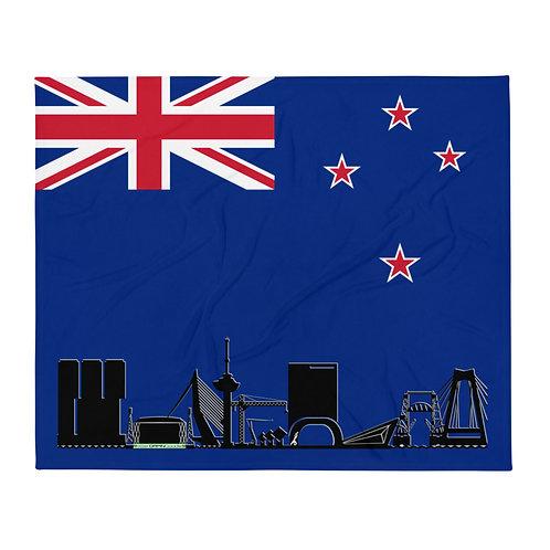 Dekenvlag DreamSkyLine Unity Nieuw Zeeland