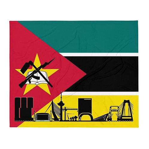 Dekenvlag DreamSkyLine Unity Mozambique