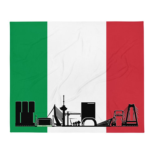 Dekenvlag DreamSkyLine Unity Italië