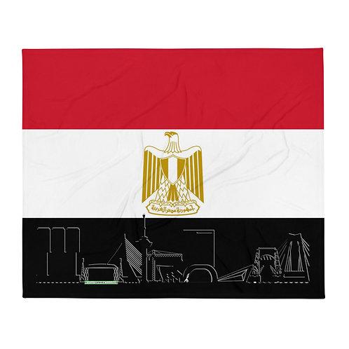 Dekenvlag DreamSkyLine Unity Egypte