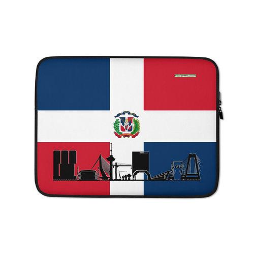 Laptopsleeve DreamSkyLine Unity  Dominicaanse-Republiek