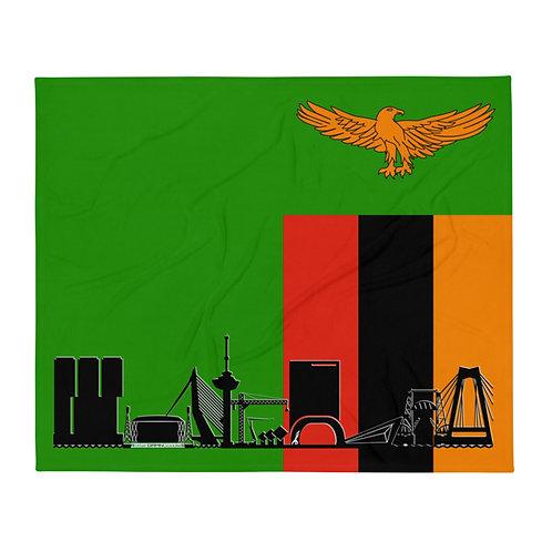 Dekenvlag DreamSkyLine Unity Zambia